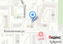 Компания «Сталь» на карте