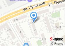 Компания «СпортЦентр» на карте
