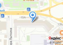 Компания «Касперович» на карте