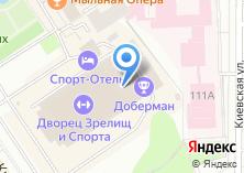 Компания «Чип Ключ» на карте