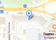 Компания «Томская деловая артель» на карте