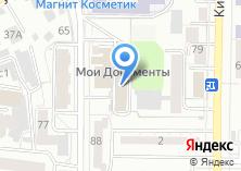 Компания «Центр социальной поддержки населения Советского района г. Томска» на карте