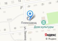 Компания «Линёвский» на карте