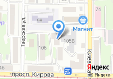 Компания «Ресурс» на карте
