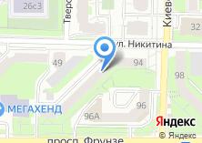 Компания «Дента Смайл» на карте