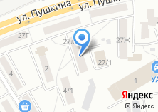 Компания «Участковый пункт полиции Отдел полиции №4 Октябрьский» на карте