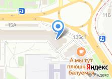 Компания «Mon ame» на карте