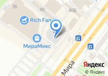 Компания «Автомаркет» на карте
