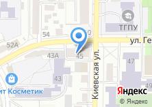 Компания «Сибирская экспертная компания» на карте