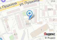 Компания «Автозапчасти в Томске» на карте