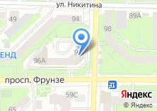 Компания «ОМ-отделочные материалы» на карте