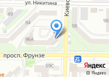 Компания «Дизайн-студия Тарасовой» на карте