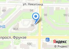 Компания «РосЭнерго» на карте