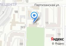 Компания «Теплоцентр» на карте