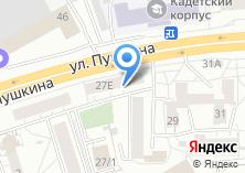 Компания «Сибирская Финансовая Группа» на карте