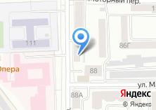 Компания «Экаунт» на карте