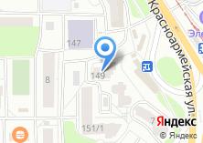Компания «Ellipse» на карте