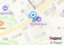 Компания «Атракцион» на карте