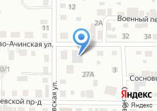 Компания «Хлебодар» на карте