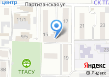 Компания «Mirball Studio» на карте