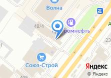 Компания «Автомагазин на проспекте Мира» на карте