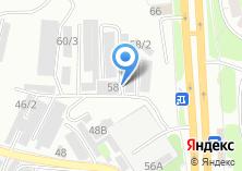 Компания «Авто-блеск» на карте