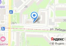 Компания «Русские ткани» на карте