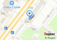 Компания «Салон чулочно-носочных изделий и нижнего белья» на карте