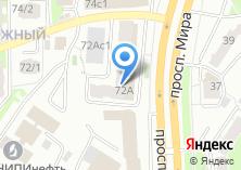 Компания «100 грамм» на карте