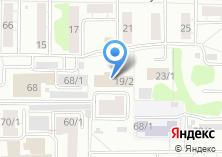 Компания «ИФНС Инспекция Федеральной налоговой службы России по г. Томску» на карте