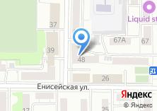 Компания «Центр рекламных услуг» на карте