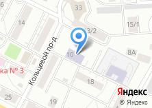 Компания «Луч» на карте
