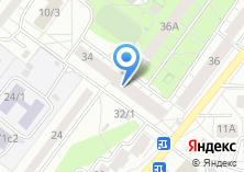Компания «На здоровье» на карте
