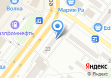 Компания «Рос-Риэлт-Сервис» на карте