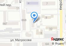 Компания «Томская Городская Федерация традиционного каратэ-до» на карте