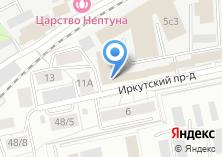 Компания «ПромТоргИнвест» на карте