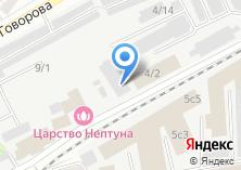 Компания «Гараж 79» на карте