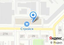 Компания «HUB» на карте