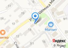 Компания «Юридический кабинет Остроумова С.С.» на карте