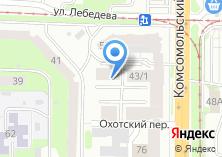 Компания «ЛенСибСтрой» на карте