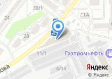Компания «СПК-Привод» на карте