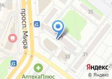 Компания «Наш доктор» на карте