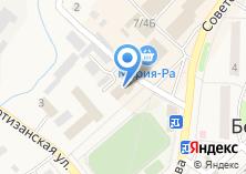 Компания «Алтайское разнотравье» на карте
