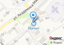 Компания «Магазин мебели и бытовой техники» на карте