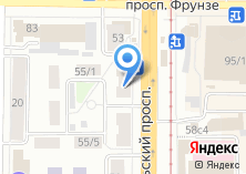 Компания «Сиблакра+» на карте