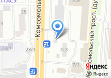 Компания «Томлад оптово-розничная фирма» на карте