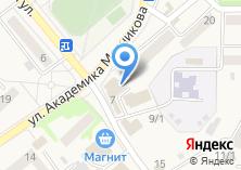 Компания «Мобилбиг» на карте