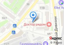 Компания «Сёмушка» на карте