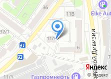Компания «KatyаFi» на карте