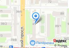 Компания «Ломбард-1» на карте